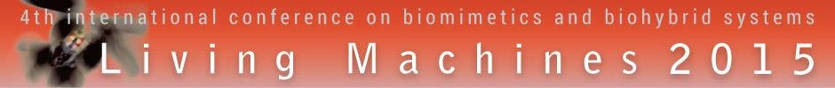 LIVING MACHINES 2015 - 4th international conference on biomimetic and biohybrid systems